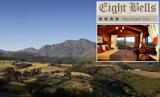 Romantic stay for 2 at The Eight Bells Mountain Inn incl breakfast plus use of all facilities and outdoor activities – just R599. Situated along South Africa's picturesque Garden Route (value R1200)