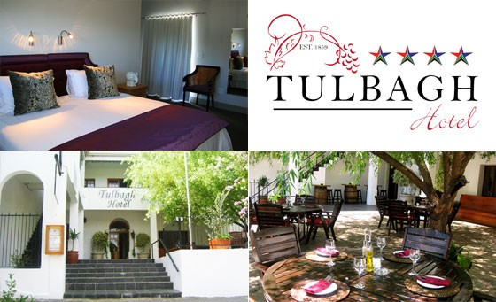 Breathtaking winter escape to the 4-star Tulbagh Hotel. For only R899 enjoy a 2 night stay for 2 people incl breakfast, dining options and full day bicycle hire (value R2150)