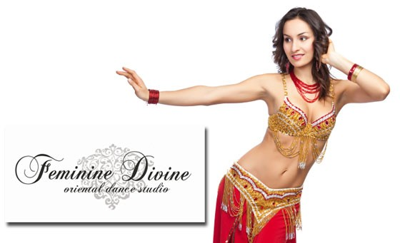 Get into shape before summer. Sensational belly-dancing to shake the weight: 4 one-hour belly dancing lessons from The Feminine Divine Oriental Dance Studio – just R99 + bonus (value R380)