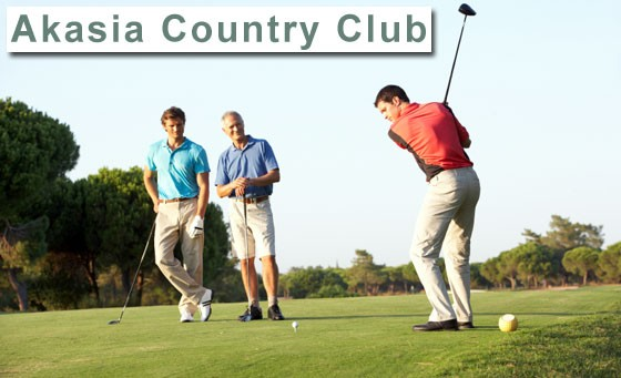 Golfer's paradise at Akasia Country Club – Pay just R49 for 18-holes of golf (value R150)