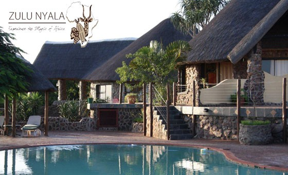 Save 79 % for the ultimate bush getaway at Zulu Nyala Game Lodge. Pay R899 for a one night stay for 2 people, incl breakfast and a 3-hour game drive plus bonus (value R4250)