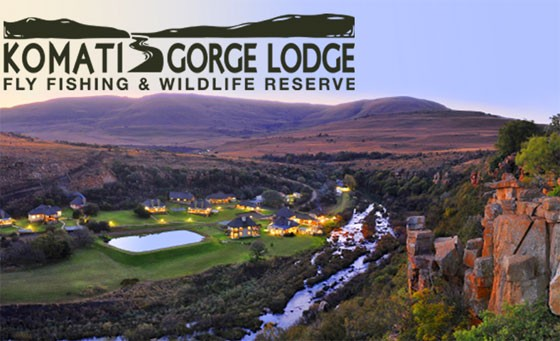 The ultimate bush getaway at the 4-star Komati Gorge Lodge: just R1299 for a 2 night stay for 2 people, incl breakfast and a 60-minute horseback ride each AND bonus (value R3300)