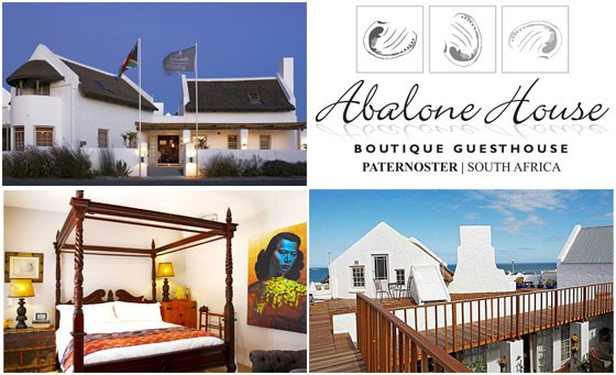 Luxury West Coast living: Enjoy a breakaway to the 5-star Abalone House in Paternoster for 2 people incl breakfast – just R799. A tranquil 90-min drive from Cape Town (value R1990)
