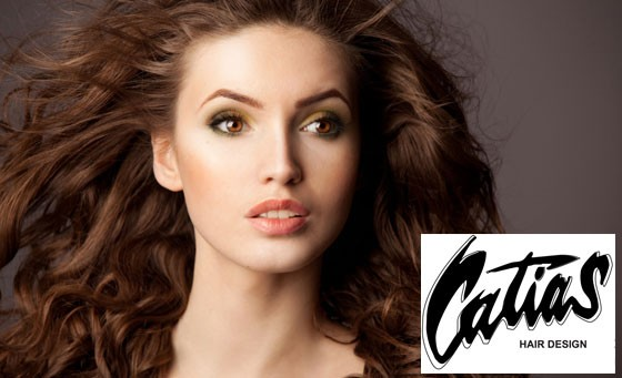 Get gorgeous, glamorous hair from Catia's Hair Design – for only R149 treat your tresses to a shampoo, cut and set plus a R150 bonus voucher towards a full head of highlights or colour (save 71%)