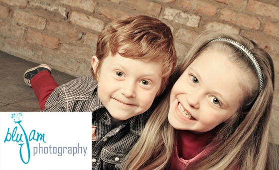 Smile and say cheese with BluJam Photography: Get a 60-minute, in-studio photo shoot for up to 6 people incl 20 high res, edited images on disc, 2 outfit changes and bonuses – just R199 (value R1000)