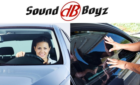 Safety first with Sound Boyz in Overport: for only R699 receive a Smash & Grab Security Window Film including installation for one car (value R1400)