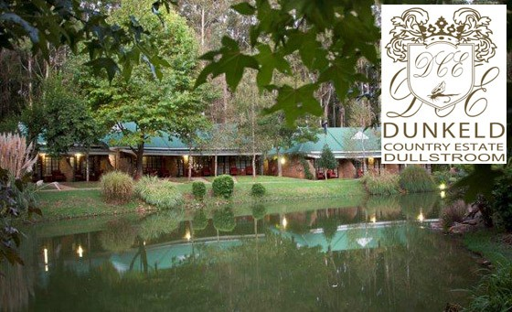 Four-star country getaway in Dullstroom at the Dunkeld Country Estate. Pay only R1099 and enjoy a one night stay for 2, incl breakfast and a 2x 30min leg and foot massage and more (value R2600)