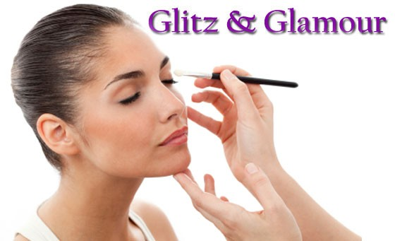 Look lovely with the help of Glitz and Glamour Professional Make Up Studio: for only R149 get a one-hour Professional Make-Up Application Course for a soft, natural day look (value R400)
