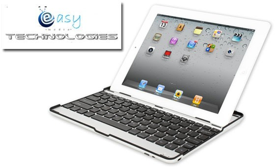 Accessorise your iPad 2/3 with an awesome Wireless Bluetooth Keyboard and protective cover for only R499. Includes door-to-door delivery (value R899)