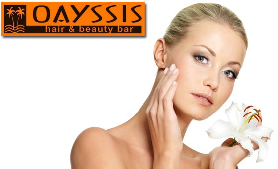 Pampering session at Oayssis Hair and Beauty Bar: just R199 for a professional Skin Analysis, eye treatment, Skin Rejuvenating Facial and much more (value R890 - save 78%)
