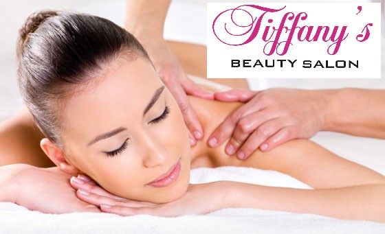 A Pamper Package for one at Tiffany's Beauty and Nail Salon including a 60-min Full Body Massage, a 60-min Facial plus Fish Pedi and bonus – just R299 (value R1080)