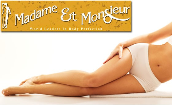 Introduction to Electrotheraphy from Madame et Monsieur: R79 gets you two 30-minute electrotherapy treatments, an infrared treatment and a full body assessment plus bonus (value R156)