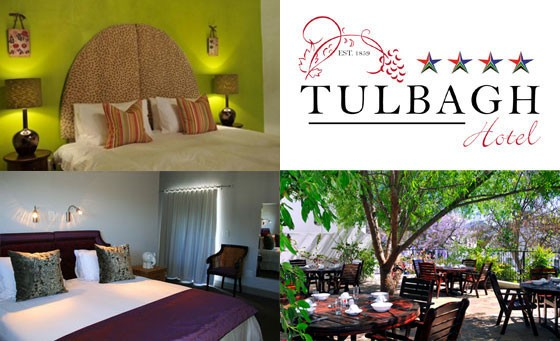 Breathtaking escape to the 4-star Tulbagh Hotel. For only R899 enjoy a 2 night stay for 2 people incl breakfast, dining options and cellar tour (value R2150)