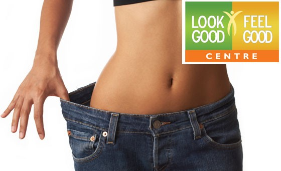 Change your lifestyle, not just your weight with The Look Good Feel Good Centre: just R149 for a 12 week weight loss programme for one person, incl bonus and more (value R737)