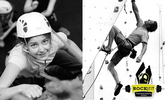 Indoor rock climbing at Rockfit: gain free entry and a full day pass to enjoy the exhilarating sport of indoor rock climbing, including all gear and equipment. For one person. Just R69 (value R200)