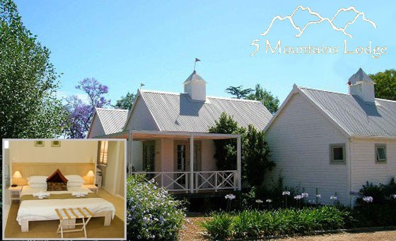 67% off a Luxury, 4-star Wellington wine region getaway to 5 Mountains Lodge & Spa just 45mins from Cape Town. Only R499 for 2 incl breakfast & spa treatment + more (Value R1520)