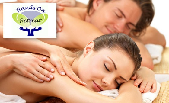 Four-star overnight and spa getaway at Hands on Retreat near Sandton: Only R799 for 2 people incl breakfast, luxurious spa treatments + more (value R3250 - save 78%)