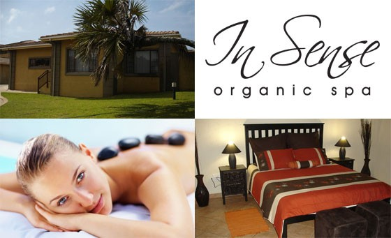 The ultimate girly getaway: a stay for up to 6 people in an upmarket Townhouse, just a 5-min drive from In Sense Organic Spa where you'll receive a 90-min Full Body Hot Stone Massage per person + bonus. A mere R1199 (value R4300)
