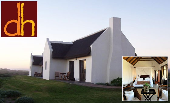 Escape to a private haven of tranquility and luxury at The Draaihoek Lodge: A TWO-NIGHT stay for 2 people incl. a cold buffet breakfast AND English breakfast per person. Only R1199 (value R2600)