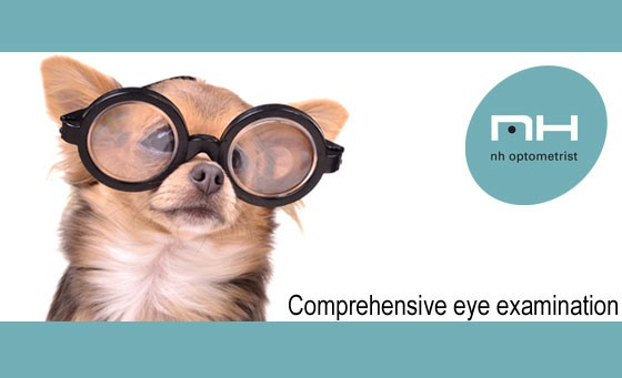 Need new glasses? Get a 1 hr comprehensive eye test plus 25% discount on branded frames and sunglasses from NH Optometrist for R99 (value R600)