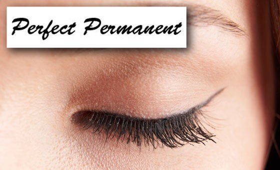 Permanently enhance the windows to your soul with Perfect Permanent: Receive a 80-min permanent Eyeliner Application for either the top OR bottom area + bonus for only R249 (value R900)