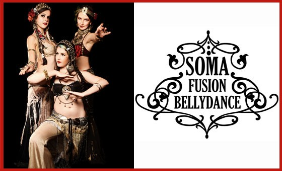 Your hips won't lie when you shake them with the, ancient, exotic dance art of Belly Dancing: Receive a 1-month membership for Belly Dancing classes at Soma Fusion Belly Dance Company, with 2 classes a week + bonus, just R99 (value R600)
