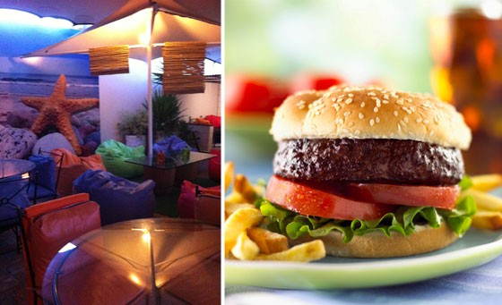 Dive into this scrumptious dish from Plur Cafe: Enjoy 2 burgers including mouth-watering sauce and chips and 2 chocolate brownies or malva puddings with cream PLUS 2 glasses of house wine for R89 (value R180)