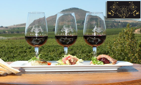 Off the beaten track, a unique tasting experience awaits, courtesy of the newly opened Slaley Bistro at Slaley! Only R99 for a Tapas tasting platter for 2 incl. a barrel tasting AND a cheese pairing! Sample STUNNING wines! Valued at R210