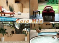 Escape to the enchanting sanctuary of Casa Mia Health Spa, Addo! Only R799 for you & your partner to enjoy an overnight stay incl a Health Bfast, a couples Back, Neck & Shoulder Massage, a Gatineau Facial for one person + a BONUS! Just 50km from PE