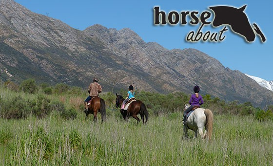 Spend a day exploring the Cape Winelands on horseback with Horse About. For just R299 enjoy a mix of adventure, great food, wines, history and more with your partner (situated 90 mins from Cape Town)