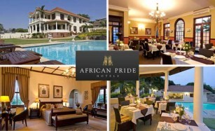 Charm your loved one with a night's stay in a Superior Deluxe Suite at the elegant 5-STAR African Pride Audacia Manor located on the slopes of Durban's Berea overlooking the Indian Ocean, only R799! Incl a la carte breakfast and MORE!