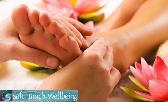 Refresh and rejuvenate your feet at Soft Touch Well-being: Only R149 for a one-hour Foot Detox Mineraliser & Iridology Treatment plus more (valued at R600)