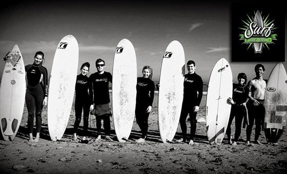 Ride the wave of successful surfing with Surf Big Bay situated in Bloubergstrand! For only R129, enjoy a personal 2-hr Surfing Lesson incl warm-ups on the beach, use of a wetsuit, surfboard, photos of your first wave & more! (value R380)