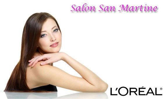 Strengthen your hair and keep it healthy with a wash, cut, blow, L'oreal Treatment & MORE, compliments of Salon San Martine in Sinoville, only R149!