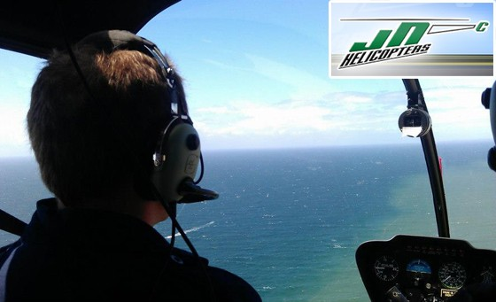 Soar to new heights! Enjoy a one hour Introduction Course to Flying a Helicopter, compliments of JNC Helicopters, only R1999 incl 30 mins of hands on experience flying a helicopter with a qualified instructor and more (value R4000)