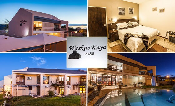 Your gateway to the breathtaking West Coast! Weskus Kaya B&B in Melkbosstrand invites you & a partner to enjoy all of its leisurely comforts incl breakfast, only R399! Roughly 30 mins from CT