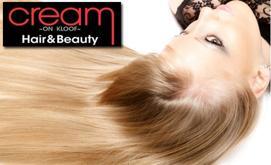 Flaunt gorgeous locks this summer with Cream on Kloof Hair and Beauty Salon – just R129 for a professional wash and blow dry incl hair consultation, foot soak and more. Situated in trendy Kloof Street in Gardens