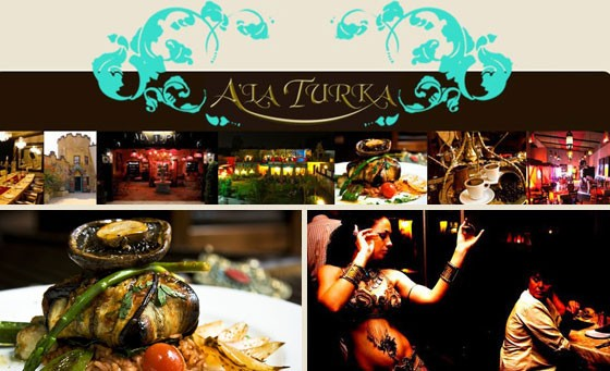 An authentic Turkish Delight at A'la Turka at Yadah Castle: just R159 for a lunch time special for x2 incl welcome drinks on arrival (non-alcoholic), Greek salad, x2 wraps (one each) and delicious dessert