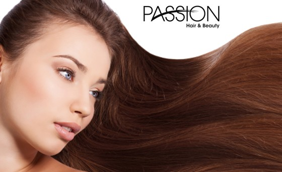 Celebrate flowing, luscious tresses with the Upmarket Passion Hair and Beauty in Walmer Heights! Only R129 for a wash, cut and blow plus more, valued at R390