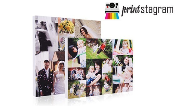 Your perfect memories, beautifully displayed! For only R399, you'll receive TWO stunning, large A2 Personalised Canvas Prints (594mm x 420mm) INCL DELIVERY TO THE MAJOR CITIES, compliments of Printstagram! All valued at R863