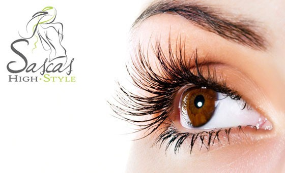 Bat your beautiful, fuller eyelashes, SAVE 70%! For only R149, receive a Full set of Eyelash Extensions (top and bottom) & MORE, courtesy of Sascas High Style in Waterkloof Glen, Pretoria!