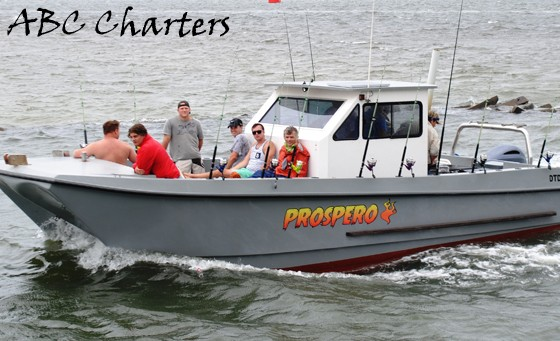 Conquer the big blue sea, all thanks to ABC Charters: Pay R299 for a 5-hour Backline Fishing Experience for one person incl tackle, bait, rods and reels (value R700)