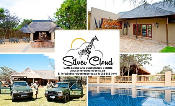 Situated at the magnificent foothills of the Waterberg Mountains, you and your family can experience the tranquility of the Silver Cloud Game Lodge. Enjoy a midweek TWO NIGHT stay for 2 adults & 2 kids with a game drive for only R799. Just 2hrs from JHB