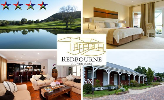 Combine sheer luxury with modern comforts and a high level of personal service and you'll be experiencing the 4-star Redbourne Country Lodge. Only R999 for a TWO NIGHT stay for two including breakfast. Situated in pristine Plettenberg Bay