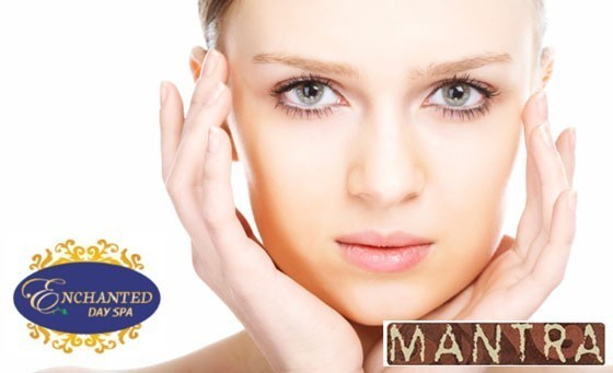 Awaken your senses, revitalise your body! Save 77% on a Mantra Saffron Facial and Malabar Spice Back Scrub plus more from Enchanted Day Spa for only R149 (value R650)