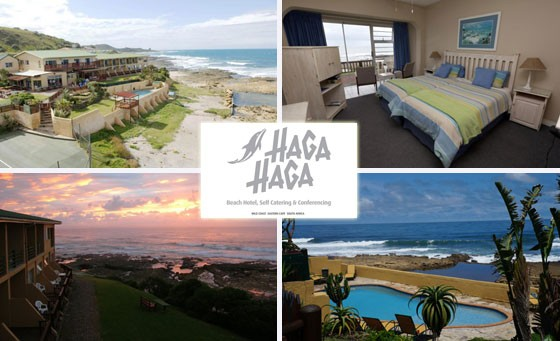 Escape for TWO-NIGHTS with your partner to The Haga Haga Hotel, One of South Africa's best kept secrets, only R999! INCL Breakfast & more! Just 60km's North of East London, on the Wild Coast