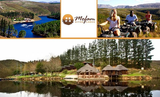 Escape to the peaceful serenity of the Elgin Valley, about 70km from CT! For only R599, you & a partner can enjoy a relaxing stay incl breakfast, a bottle of wine when ordering dinner & MORE at Mofam River Lodge (value R1350) Use your Daddy's Deal ANYTIME