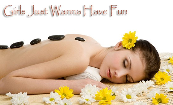 Allow your everyday stresses to ebb away, SAVE 80%! For only R129, unwind with a Full Body Hot Stone Massage & MORE at Girls Just Wanna have Fun in Bellville Mall