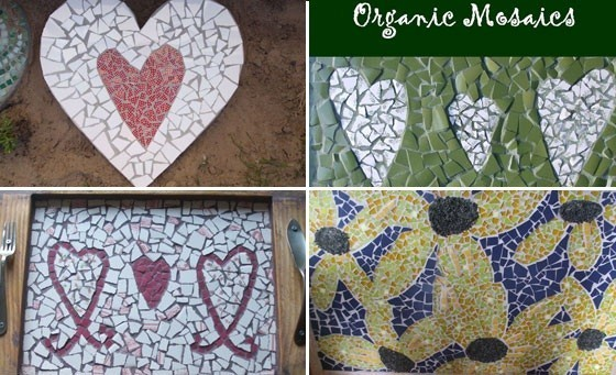 Learn how to create a visual masterpiece with Organic Mosaics in Fish Hoek, SAVE 80%! Only R99 for a 2-hr Mosaic Workshop for 1 person incl x1 base, a bag of mirror tiles, refreshments, light snacks & MORE!
