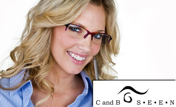 Only R99 per person (normally R426 per person) for a Comprehensive Eye Examination at C & B Seen Optometrists! Visit 1 of 2 branches